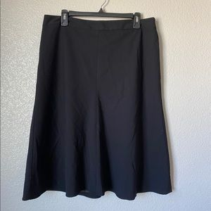 Liz Claiborne Black Skirt